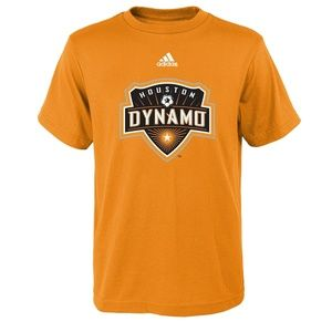 Adidas Houston Dynamo Boy's size 24M